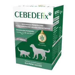 CEBEDEfix™ tabletki