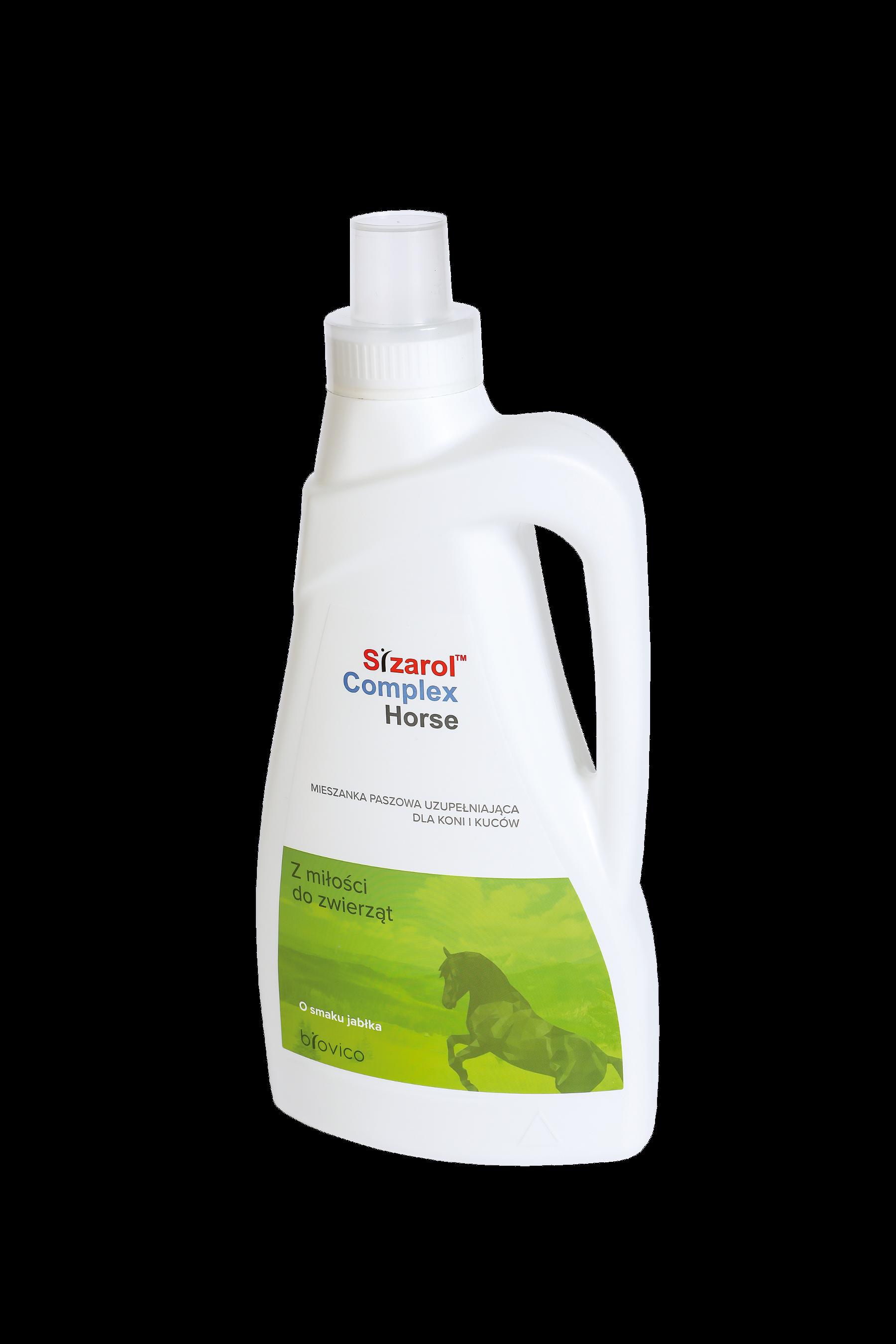 Sizarol™ Complex Horse 2 L zwyrodnienia stawów,  smak jabłkowy