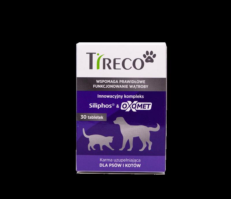Tireco™ 30 tabletek wspomaganie pracy wątroby